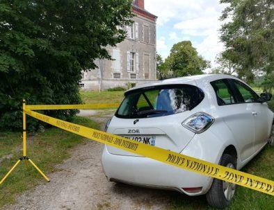 Cluedo grandeur nature dans le Loiret