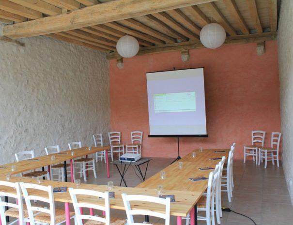 Location salle de réunion équipée Loiret