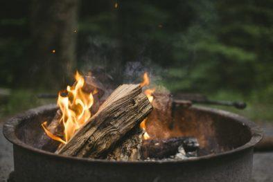 Lieu de séminaire avec feu de camp, séminaire convivialité