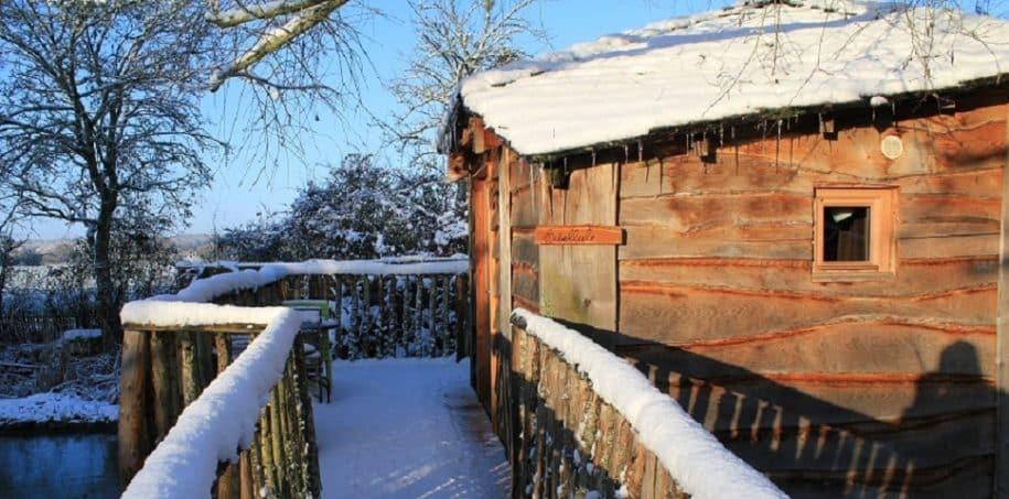 Séminaire de Direction une mise au vert en hiver