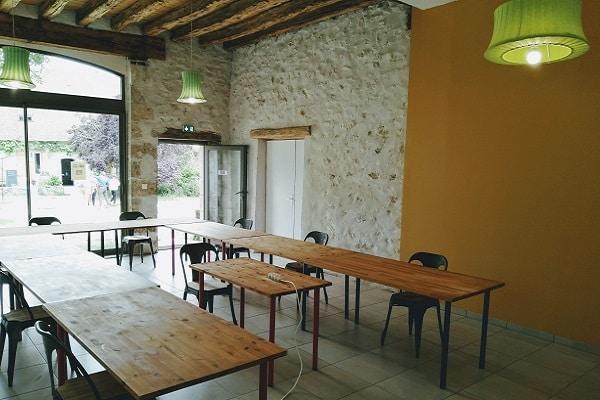 Location de salle de réunion dans l'Yonne et le Cher